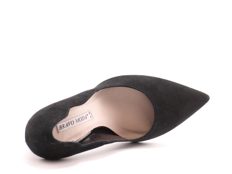 d03a09bee6eaf1 Купити туфлі BRAVO MODA 1459 black в Україні, Києві, Харкові ...