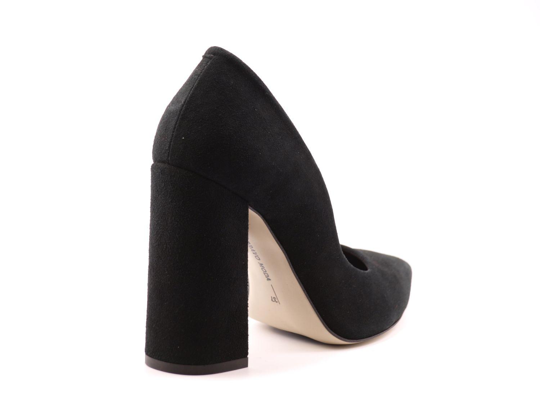 e36d2317ffe8bb Купити туфлі BRAVO MODA 1455 black suede в Україні, Києві, Харкові ...