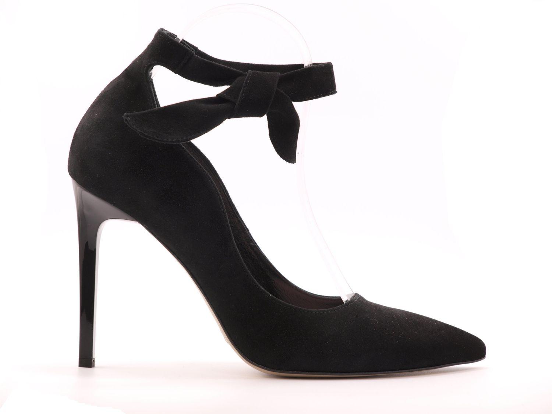 a8b0cd348f69af Купити туфлі BRAVO MODA 1552 black/suede в Україні, Києві, Харкові ...