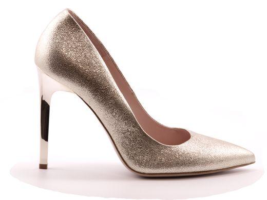 ba00d94374d0c5 Купити туфлі BRAVO MODA 1254 gold metal в Україні, Києві, Харкові ...