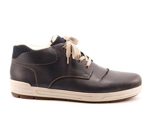 Зимові черевики чоловічі RIEKER 12430-12 blue 1 f0e5d070df569