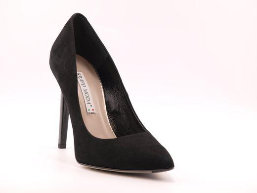 b02e6bc81cc105 Купити туфлі BRAVO MODA 1254 black/suede в Україні, Києві, Харкові ...