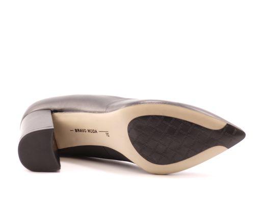 1b76aa263396fb Купити туфлі BRAVO MODA 1479 black leather в Україні, Києві, Харкові ...