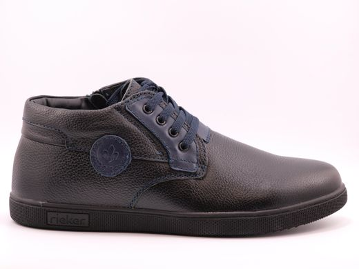Зимові черевики чоловічі RIEKER B9939-00 1 f348341549b4b