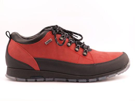 Туфлі-комфорт чоловічі NiK - Giatoma Niccoli 0866-15 Red 1 009012b797b70