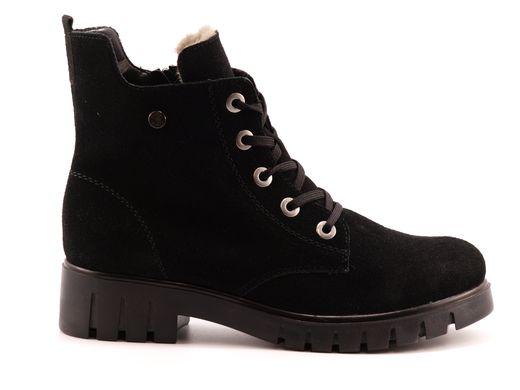 Ботинки зимние женские RIEKER X2610-00 black 1 95d42337d252f