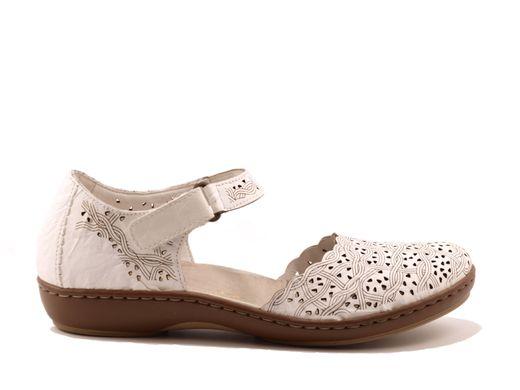 Купить туфли RIEKER 45887-80 weiss в Украине 0f6f796747887